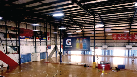 North Sydney Indoor Basketball Stadium